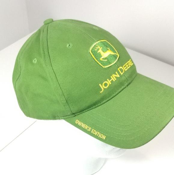 afd3078011e1ec John Deere hat Owners Edition collectors cap. M_5c0e1f4e0cb5aac7afbb1cc7